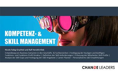 KI-gestütztes, strategisches und operatives Kompetenz- und Skill-Management